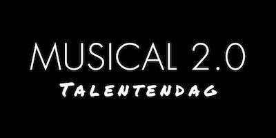 Musical 2.0 Talentendag